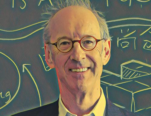 """John Howkins: """"La economía creativa puede ayudar a Chile a expandir su papel internacional"""""""