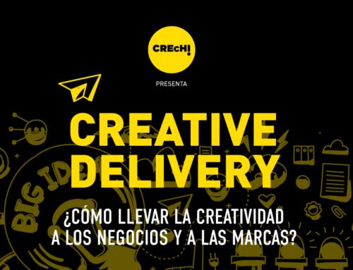 CREATIVE DELIVERY: ¿Cómo llevar la creatividad a los negocios y las marcas?