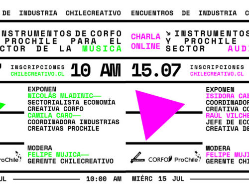 Encuentros de Industria ChileCreativo