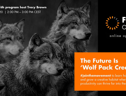 "The Future is ""Wolf Pack Creativity"""