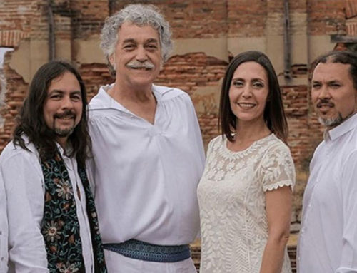 Músico de Los Jaivas celebra nuevo aniversario de la banda con concierto en solitario